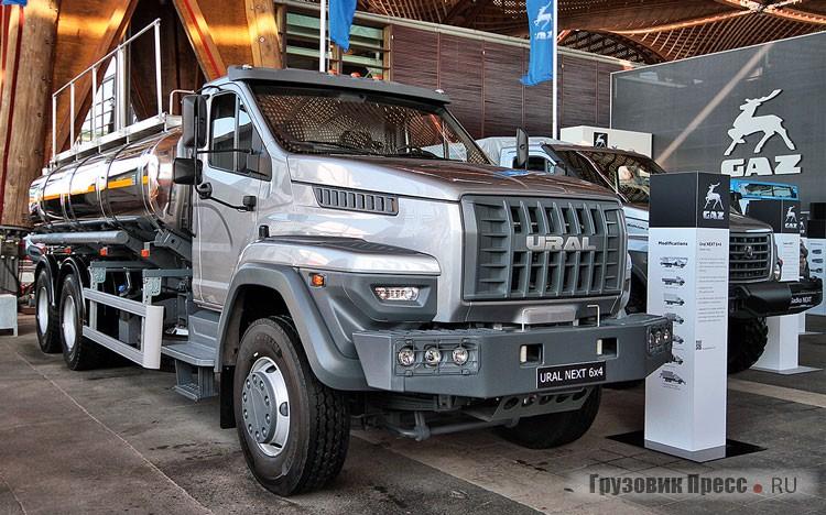 Ural NEXT T27.330 6х4