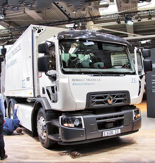 Renault D Wide Z.E.