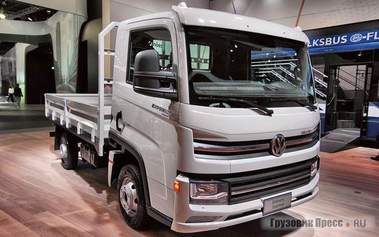 Volkswagen Delivery Express 4.150