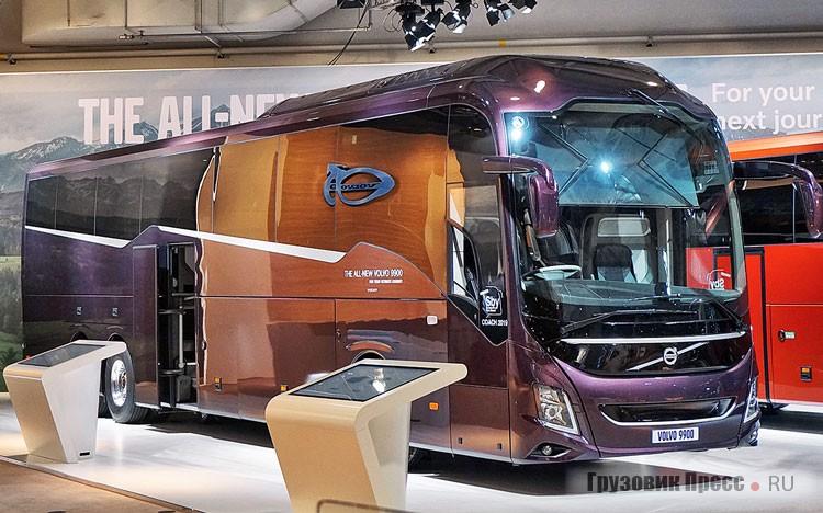 Volvo 9900 T2U822H-type