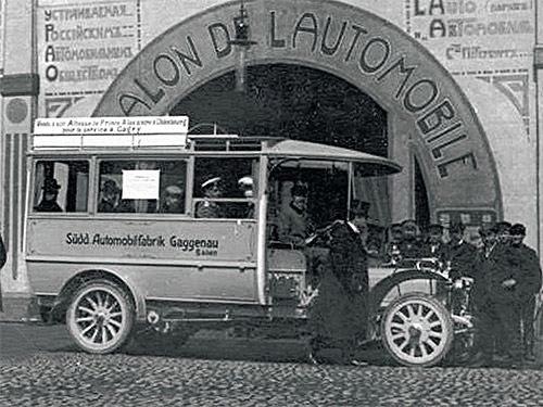 Российский Le Salon De L'Automobile
