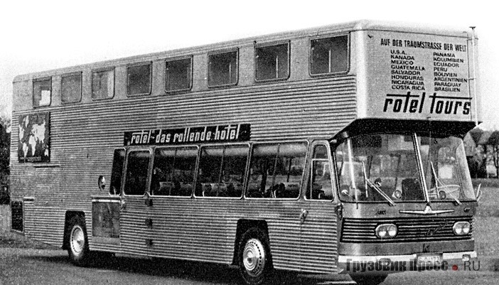 1966. Neoplan ROTEL