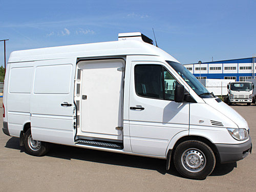 Mercedes-Benz Sprinter с Поволжья