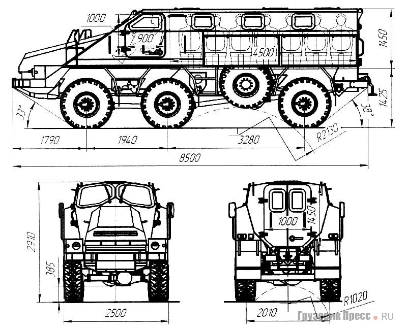 matv line drawings